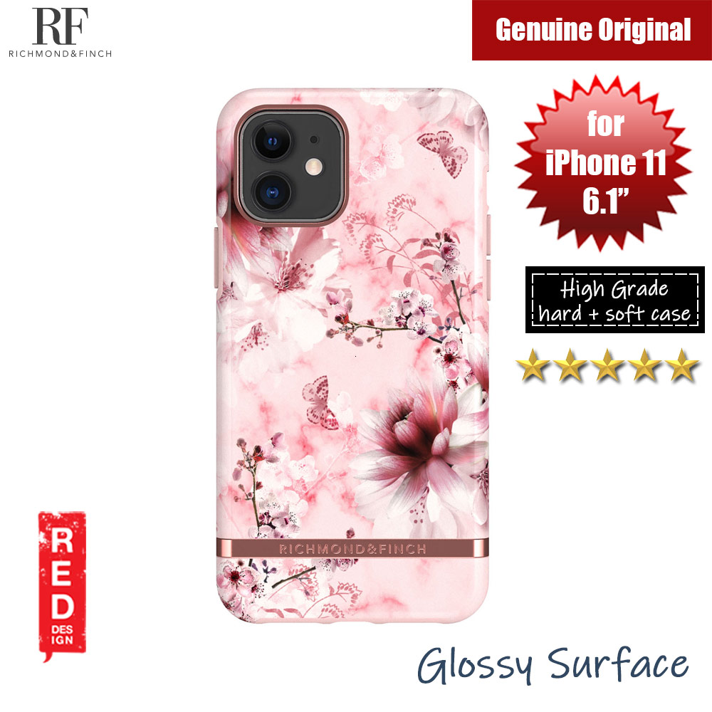 Picture of Richmond and Finch unique design protection case for Apple iPhone 11 6.1 (Pink Marble Floral ) Apple iPhone 11 6.1- Apple iPhone 11 6.1 Cases, Apple iPhone 11 6.1 Covers, iPad Cases and a wide selection of Apple iPhone 11 6.1 Accessories in Malaysia, Sabah, Sarawak and Singapore