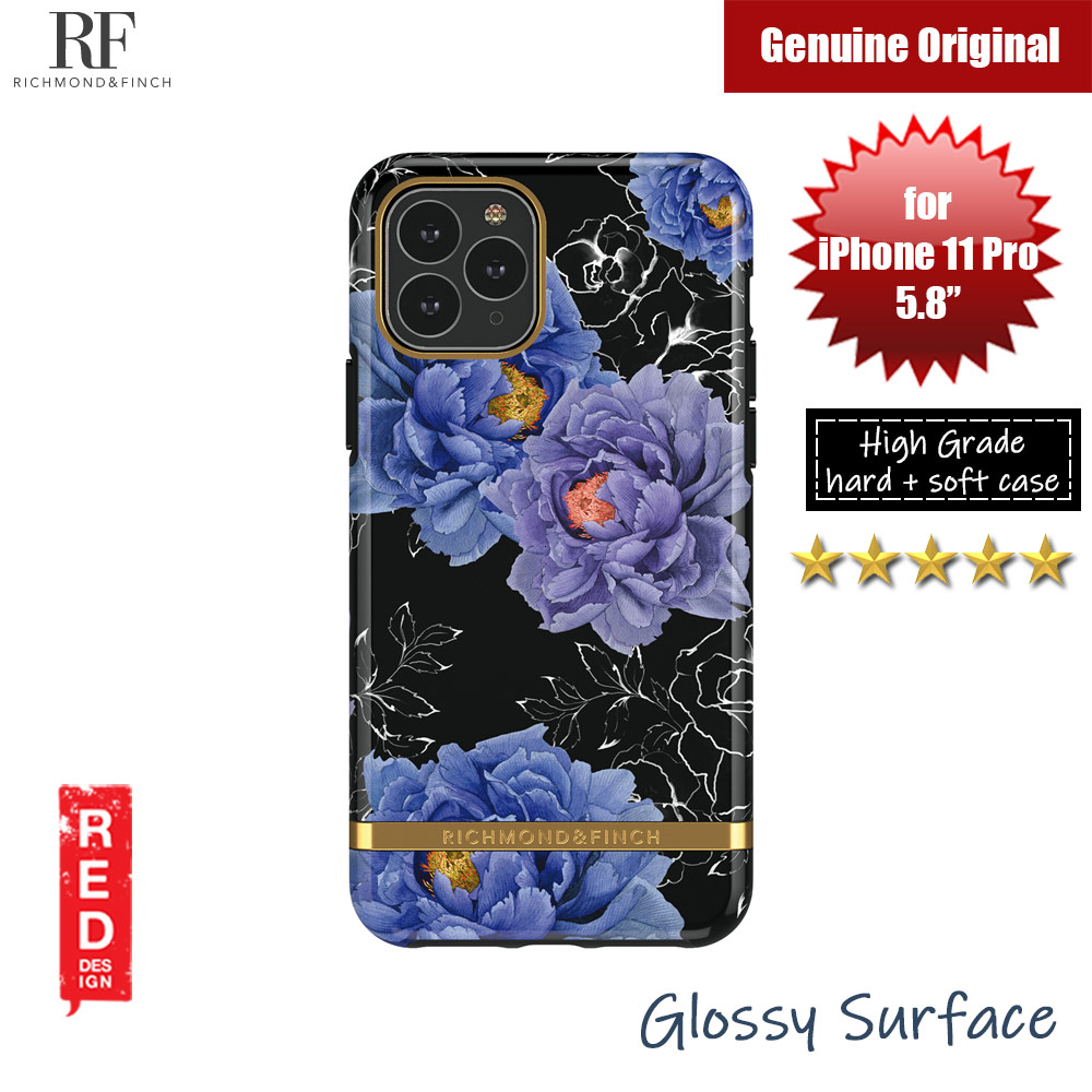 Picture of Richmond and Finch unique design protection case for Apple iPhone 11 Pro 5.8 (Blooming Peonies ) Apple iPhone 11 Pro 5.8- Apple iPhone 11 Pro 5.8 Cases, Apple iPhone 11 Pro 5.8 Covers, iPad Cases and a wide selection of Apple iPhone 11 Pro 5.8 Accessories in Malaysia, Sabah, Sarawak and Singapore