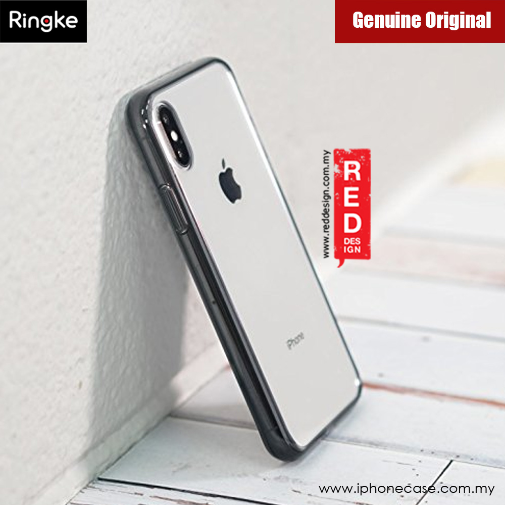 Apple Iphone X Case Rearth Ringke Fusion Crystal Clear Pc Back Tpu 4s Orange Picture Of Bumper