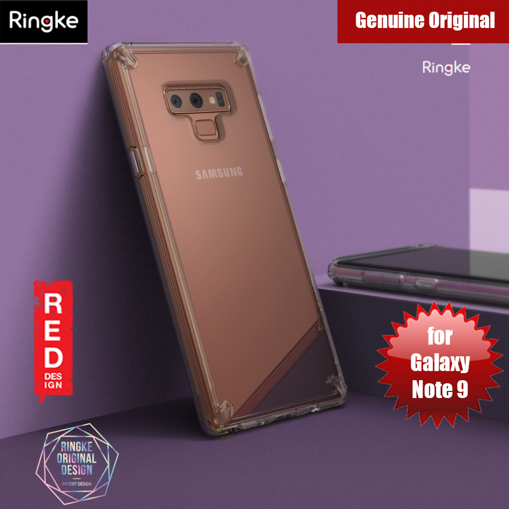 Picture of Ringke Fusion Extreme Tough Protection for Samsung Galaxy Note 9 (Clear) Samsung Galaxy Note 9- Samsung Galaxy Note 9 Cases, Samsung Galaxy Note 9 Covers, iPad Cases and a wide selection of Samsung Galaxy Note 9 Accessories in Malaysia, Sabah, Sarawak and Singapore