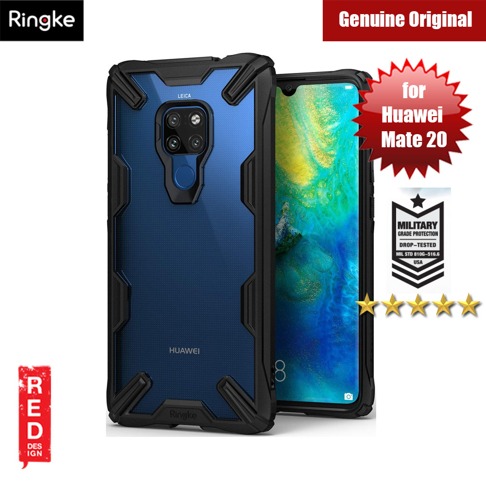 Picture of Ringke Fusion X Extreme Tough Protection for Huawei Mate 20 (Black) Huawei Mate 20- Huawei Mate 20 Cases, Huawei Mate 20 Covers, iPad Cases and a wide selection of Huawei Mate 20 Accessories in Malaysia, Sabah, Sarawak and Singapore