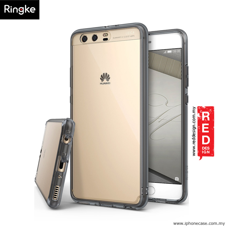 Picture of Rearth Ringke FUSION Crystal Clear PC Back TPU Bumper Case for Huawei P10 Plus 5.5 - Smoke Black Malaysia Singapore: Huawei P10 Plus 5.5- Huawei P10 Plus 5.5 Cases, Huawei P10 Plus 5.5 Covers, iPad Cases and a wide selection of Huawei P10 Plus 5.5 Accessories in Malaysia, Sabah, Sarawak and Singapore