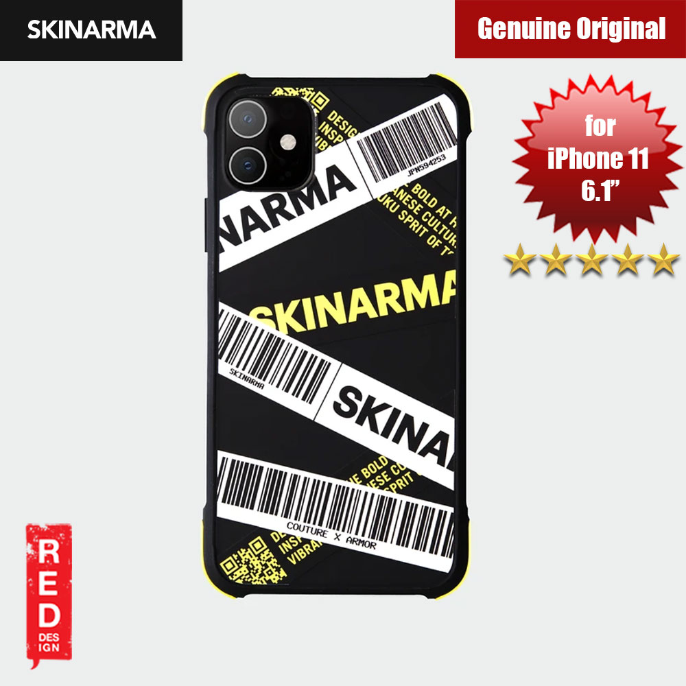 Picture of Skinarma Matte Drop Protection Trendy Fashion Design Snap Back Case for Apple iPhone 11 6.1 (KAKUDO YELLOW) Apple iPhone 11 6.1- Apple iPhone 11 6.1 Cases, Apple iPhone 11 6.1 Covers, iPad Cases and a wide selection of Apple iPhone 11 6.1 Accessories in Malaysia, Sabah, Sarawak and Singapore