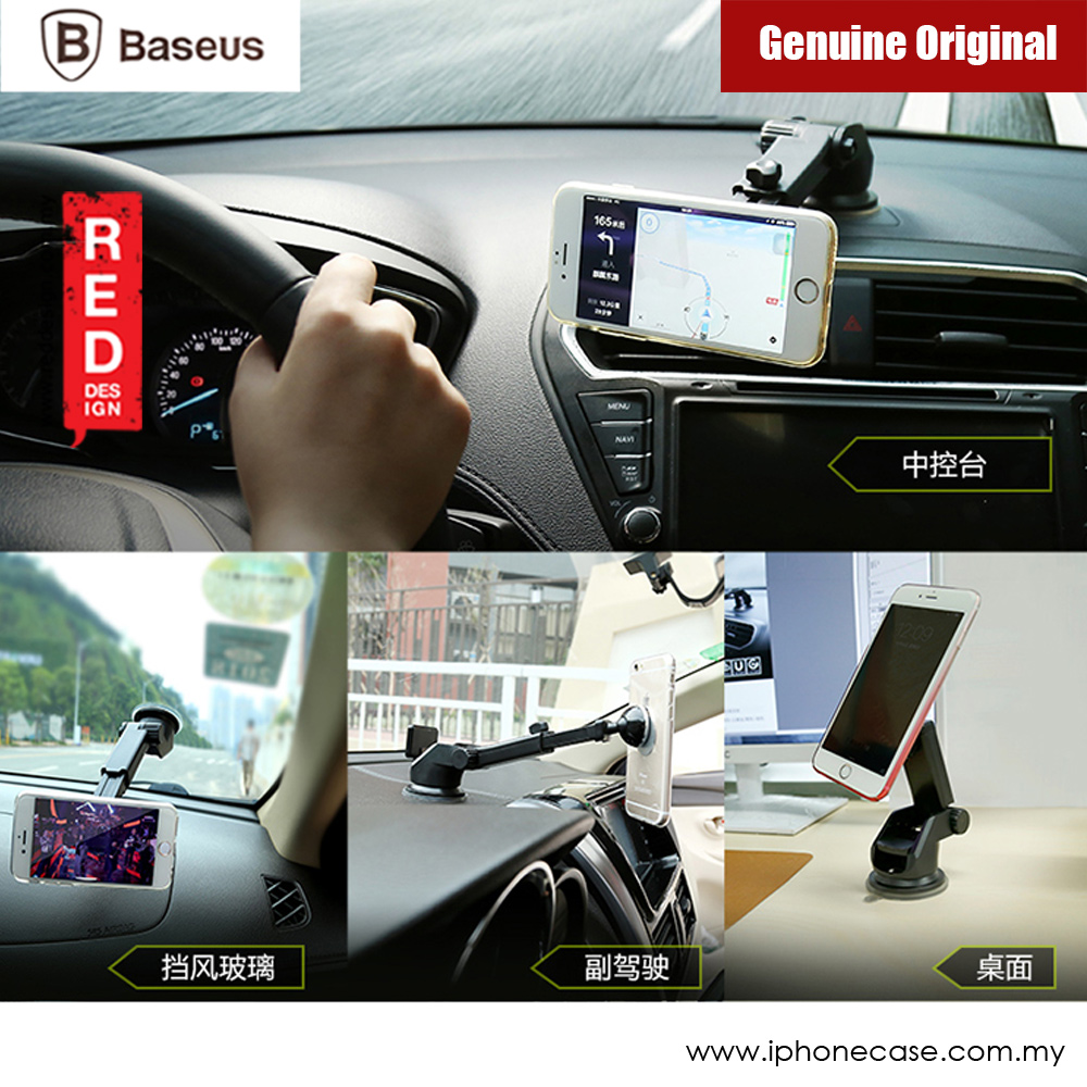Picture of Baseus Mechnical Era Magnetic Car Mount (Gold)