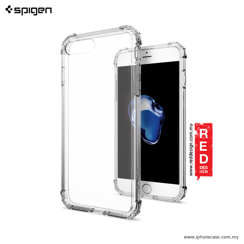 Picture of Spigen Crystal Shell Protection Case for Apple iPhone 7 Plus 5.5 - Clear Crystal Malaysia Singapore: Apple iPhone 7 Plus 5.5- Apple iPhone 7 Plus 5.5 Cases, Apple iPhone 7 Plus 5.5 Covers, iPad Cases and a wide selection of Apple iPhone 7 Plus 5.5 Accessories in Malaysia, Sabah, Sarawak and Singapore