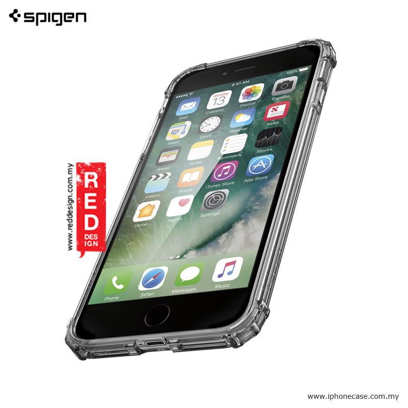 Picture of Spigen Crystal Shell Protection Case for Apple iPhone 7 Plus 5.5 - Dark Crystal Malaysia Singapore: Apple iPhone 7 Plus 5.5- Apple iPhone 7 Plus 5.5 Cases, Apple iPhone 7 Plus 5.5 Covers, iPad Cases and a wide selection of Apple iPhone 7 Plus 5.5 Accessories in Malaysia, Sabah, Sarawak and Singapore