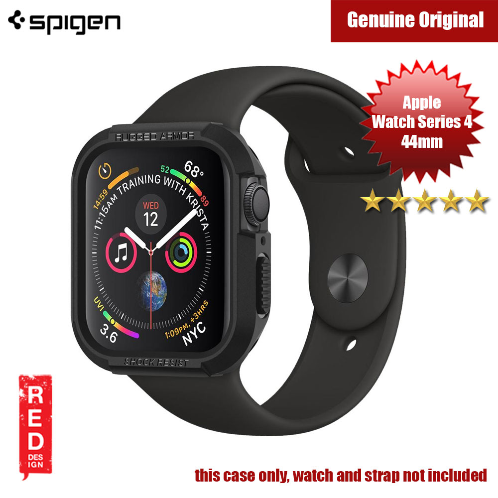 Picture of Spigen Rugged Armor Case for Apple Watch Series 4 (44mm) Apple Watch 44mm- Apple Watch 44mm Cases, Apple Watch 44mm Covers, iPad Cases and a wide selection of Apple Watch 44mm Accessories in Malaysia, Sabah, Sarawak and Singapore