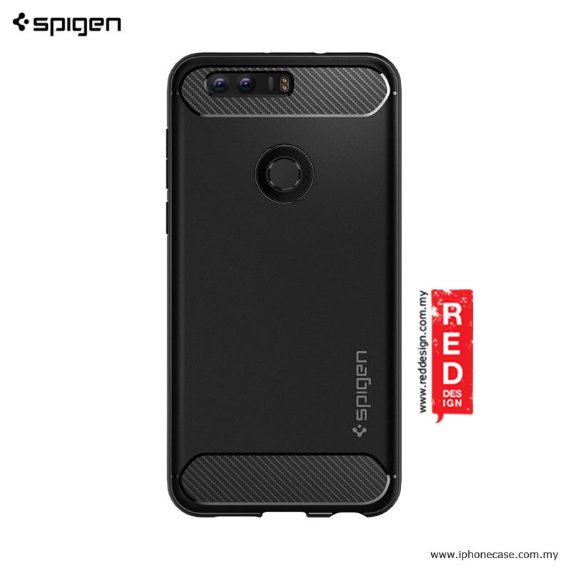 wholesale dealer 44a57 8f552 Spigen Rugged Armor Protection Case for Huawei Honor 8 2016 (Rejected)