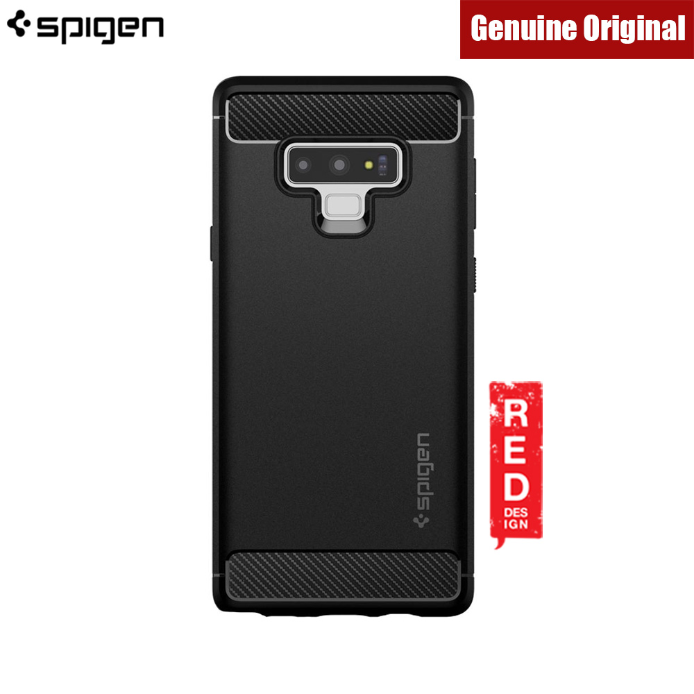 Picture of Spigen Rugged Armor Case for Samsung Galaxy Note 9 (Black) Malaysia Singapore: Samsung Galaxy Note 9- Samsung Galaxy Note 9 Cases, Samsung Galaxy Note 9 Covers, iPad Cases and a wide selection of Samsung Galaxy Note 9 Accessories in Malaysia, Sabah, Sarawak and Singapore