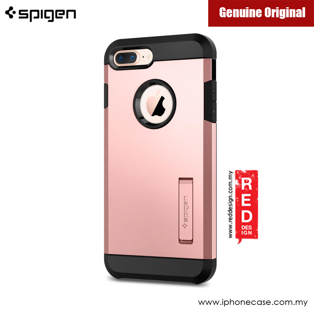 Picture of Apple iPhone 8 Plus Case | Spigen Tough Armor 2 Protection Case for Apple iPhone 7 Plus iPhone 8 Plus 5.5 (Rose Gold)
