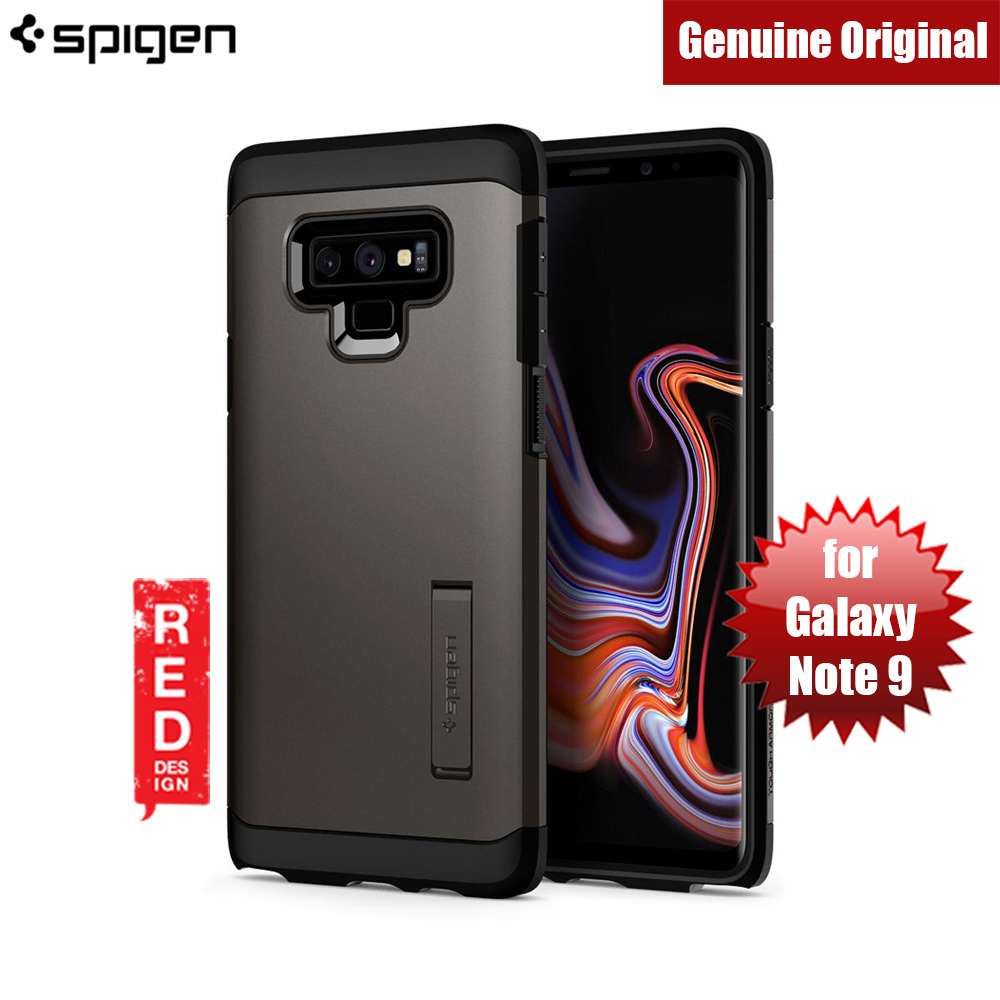Picture of Spigen Tough Armor Case for Samsung Galaxy Note 9 (Gunmetal) Samsung Galaxy Note 9- Samsung Galaxy Note 9 Cases, Samsung Galaxy Note 9 Covers, iPad Cases and a wide selection of Samsung Galaxy Note 9 Accessories in Malaysia, Sabah, Sarawak and Singapore