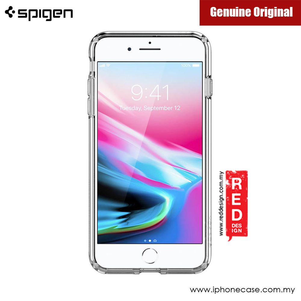 Picture of Apple iPhone 8 Plus Case | Spigen Ultra Hybrid 2 Protection Case for Apple