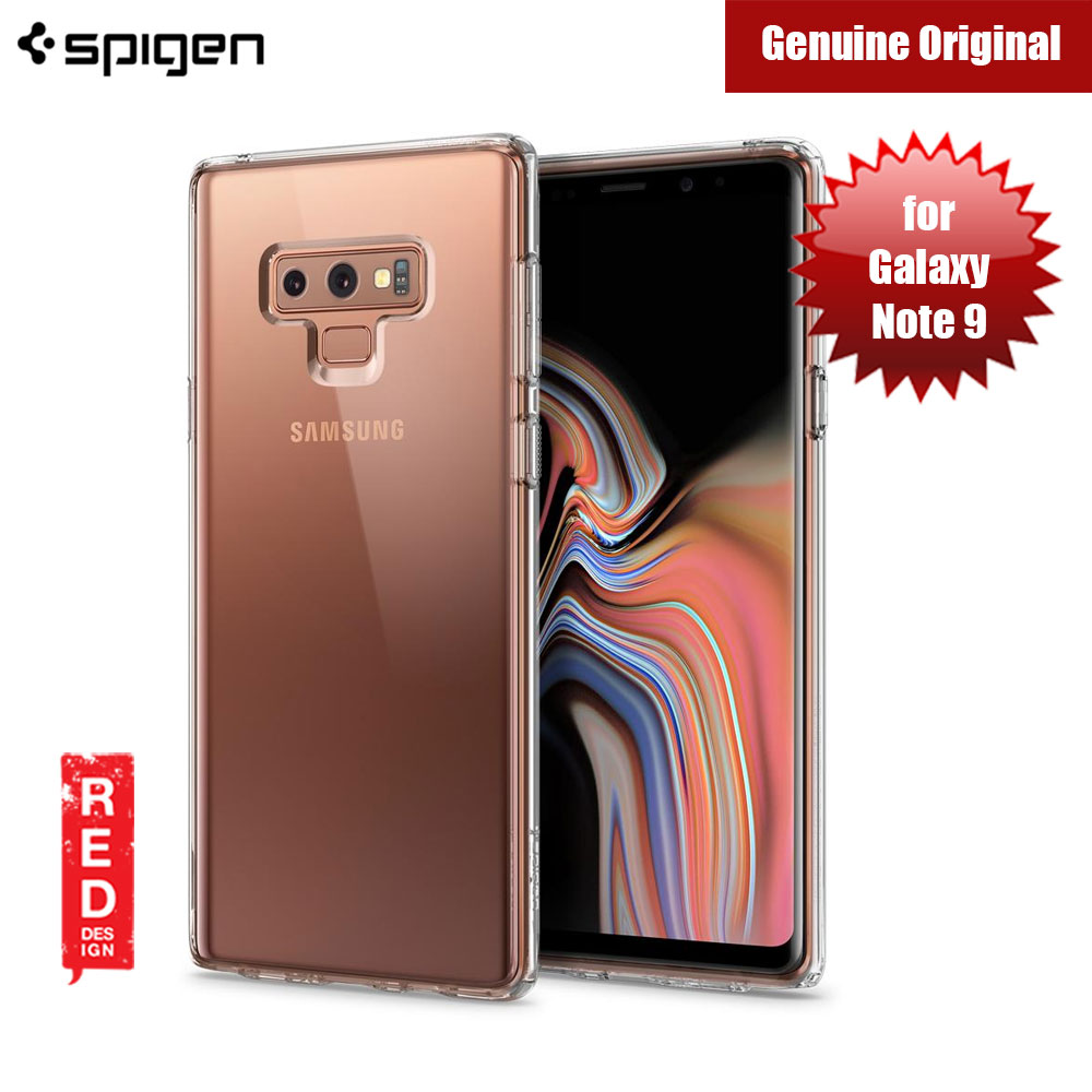 Picture of Spigen Ultra Hybrid  Case for Samsung Galaxy Note 9 (Crystal Clear) Samsung Galaxy Note 9- Samsung Galaxy Note 9 Cases, Samsung Galaxy Note 9 Covers, iPad Cases and a wide selection of Samsung Galaxy Note 9 Accessories in Malaysia, Sabah, Sarawak and Singapore