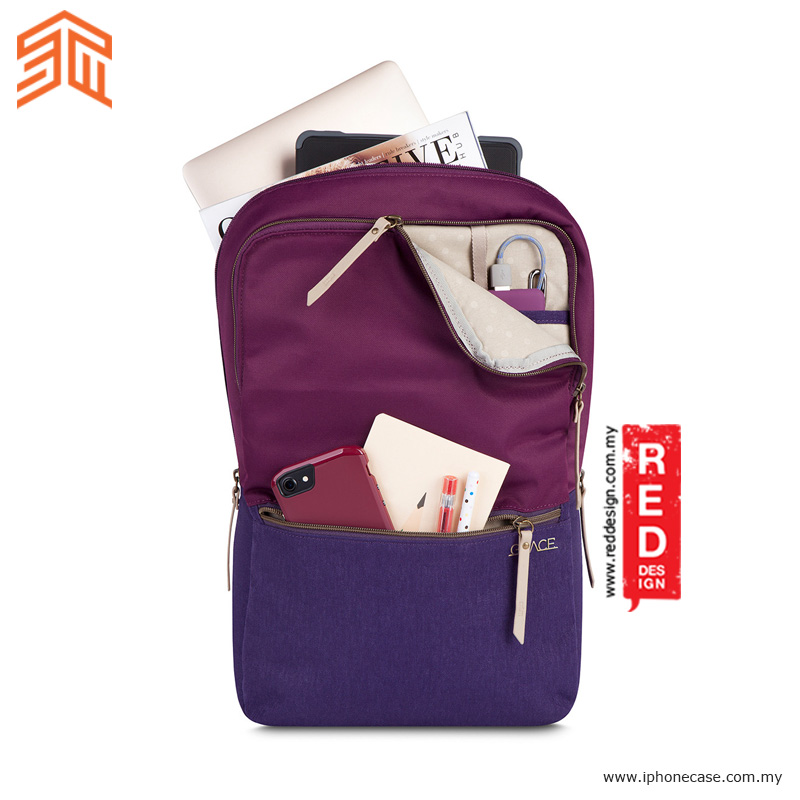 "Picture of STM GRACE Series Laptop Backpacks up to 15"" inches - Dark Purple"