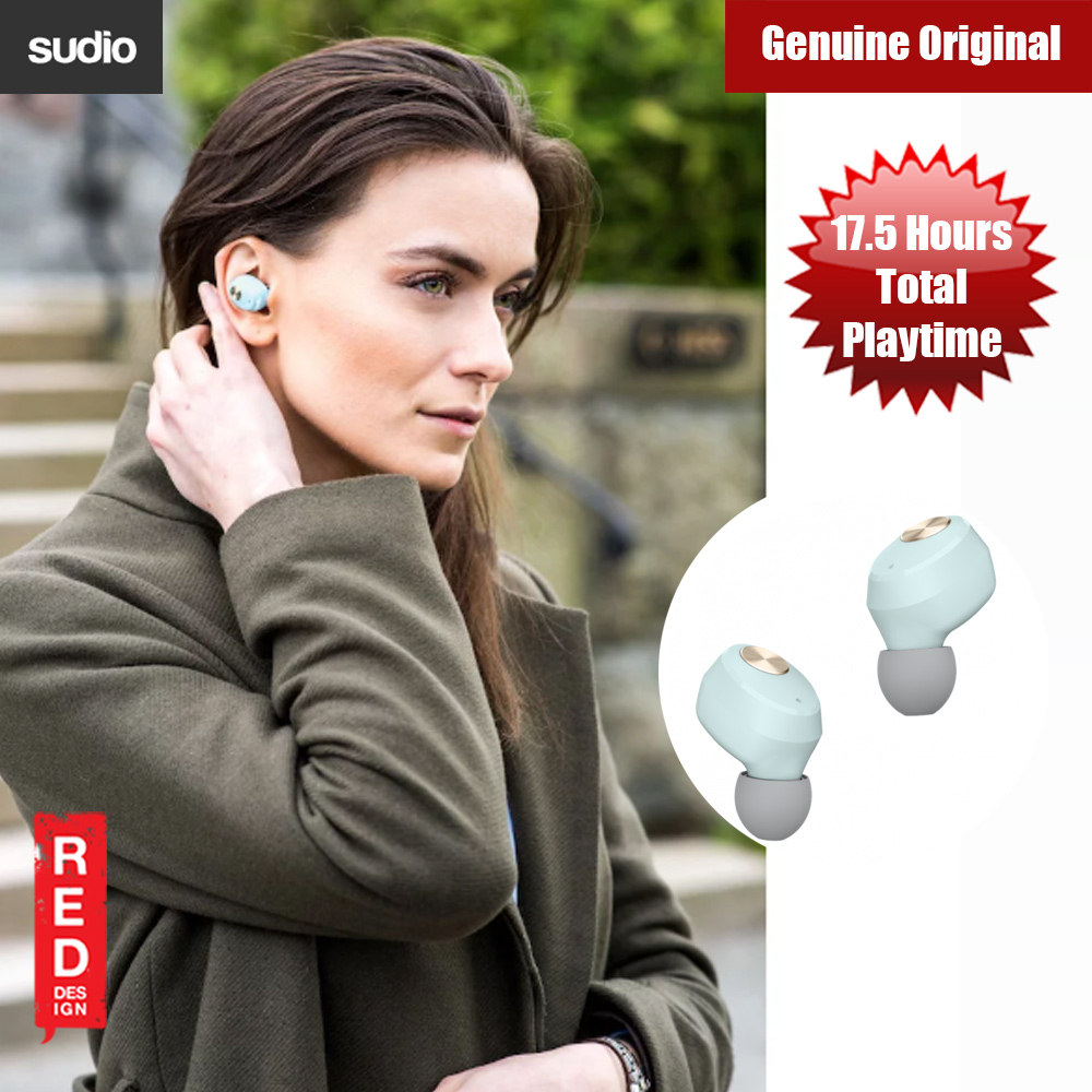 Picture of Sudio Niva  TWS True Wireless Bluetooth Earbuds (Blue) Red Design- Red Design Cases, Red Design Covers, iPad Cases and a wide selection of Red Design Accessories in Malaysia, Sabah, Sarawak and Singapore