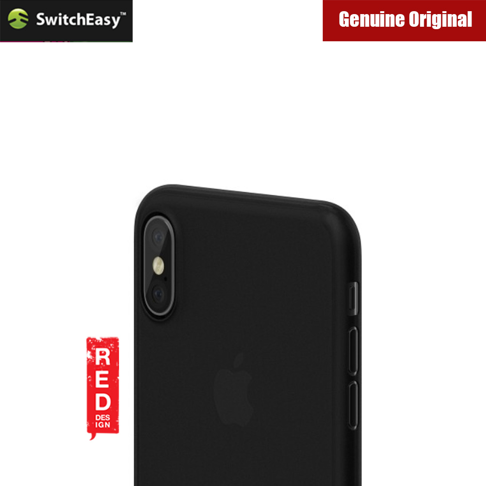 Picture of Apple iPhone XS Max Case | Switcheasy 0.35mm Ultra Thin Case for Apple iPhone XS Max (Ultra Black)