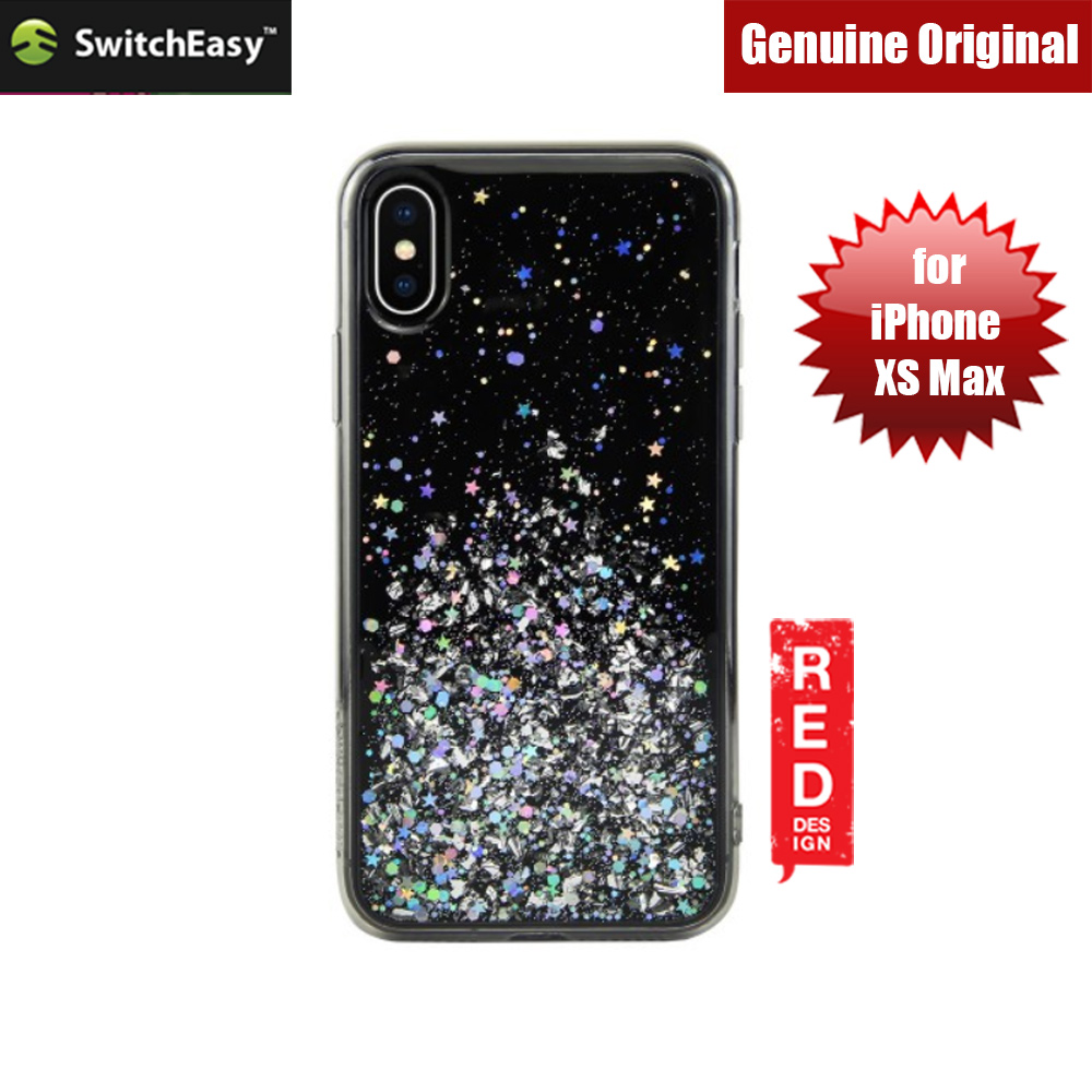 Picture of Switcheasy Starfield High Quality Soft TPU Case with Camera Lens Protection for Apple iPhone XS Max (Ultra Black) Apple iPhone XS Max- Apple iPhone XS Max Cases, Apple iPhone XS Max Covers, iPad Cases and a wide selection of Apple iPhone XS Max Accessories in Malaysia, Sabah, Sarawak and Singapore