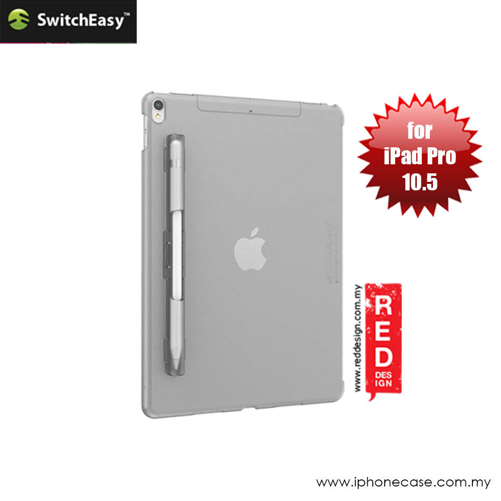 Picture of Apple iPad Pro 10.5 2017 Case | Switcheasy Coverbuddy Back Cover Case for Apple iPad Pro 10.5 2017 (Clear)