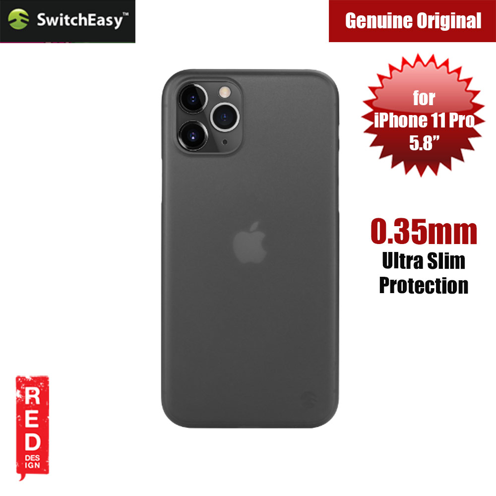 Picture of Switcheasy 0.35mm Ultra Thin and Light Case for Apple iPhone 11 Pro 5.8 (Black) Apple iPhone 11 Pro 5.8- Apple iPhone 11 Pro 5.8 Cases, Apple iPhone 11 Pro 5.8 Covers, iPad Cases and a wide selection of Apple iPhone 11 Pro 5.8 Accessories in Malaysia, Sabah, Sarawak and Singapore
