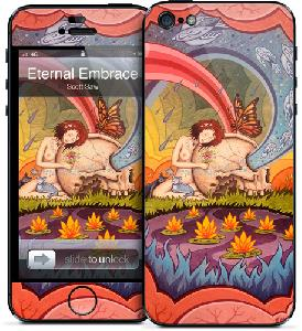 Picture of Gelaskins for Apple iPhone 5 - Eternal Embrace Apple iPhone 5- Apple iPhone 5 Cases, Apple iPhone 5 Covers, iPad Cases and a wide selection of Apple iPhone 5 Accessories in Malaysia, Sabah, Sarawak and Singapore