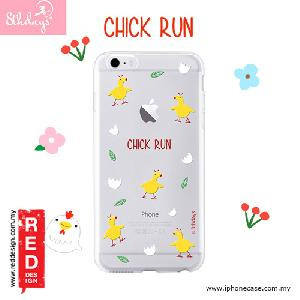 Picture of 8thdays Pet Town Series Ultra Thin Soft TPU Case for iPhone 6 iPhone 6S 4.7 - Chicken Run
