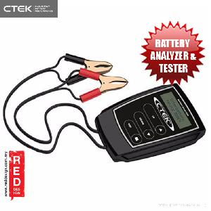 Picture of CTEK BATTERY ANALYZER Red Design- Red Design Cases, Red Design Covers, iPad Cases and a wide selection of Red Design Accessories in Malaysia, Sabah, Sarawak and Singapore