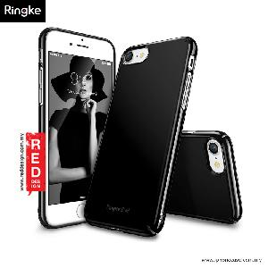 Picture of Ringke Slim Lightweight Thin Superior PC Hard Cover for Apple iPhone 7 iPhone 8 4.7 - Glossy Black Apple iPhone 8- Apple iPhone 8 Cases, Apple iPhone 8 Covers, iPad Cases and a wide selection of Apple iPhone 8 Accessories in Malaysia, Sabah, Sarawak and Singapore