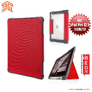Picture of STM Dux Plus Ultra for iPad Pro 12.9 2017 iPad Pro 12.9 2015 (Red) Apple iPad Pro 12.9 2017- Apple iPad Pro 12.9 2017 Cases, Apple iPad Pro 12.9 2017 Covers, iPad Cases and a wide selection of Apple iPad Pro 12.9 2017 Accessories in Malaysia, Sabah, Sarawak and Singapore