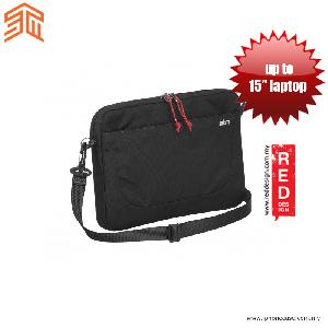 "Picture of STM Blazer laptop Sleeve up to 15"" - Black Red Design- Red Design Cases, Red Design Covers, iPad Cases and a wide selection of Red Design Accessories in Malaysia, Sabah, Sarawak and Singapore"