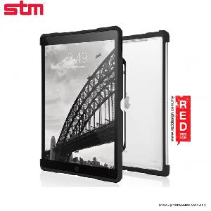 Picture of STM Dux Military Grade Drop Protection Back Cover Case for Apple iPad Pro 9.7 - Black Apple iPad Pro 9.7- Apple iPad Pro 9.7 Cases, Apple iPad Pro 9.7 Covers, iPad Cases and a wide selection of Apple iPad Pro 9.7 Accessories in Malaysia, Sabah, Sarawak and Singapore