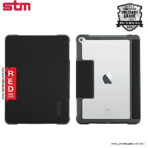Picture of STM Dux Military Grade Drop Protection Flip Cover Case for iPad Air 2 - Black Apple iPad Air 2- Apple iPad Air 2 Cases, Apple iPad Air 2 Covers, iPad Cases and a wide selection of Apple iPad Air 2 Accessories in Malaysia, Sabah, Sarawak and Singapore