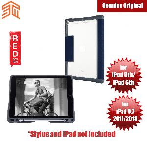 Picture of STM Dux Plus iPad 5th 6th Gen iPad 9.7 2017 2018 Case With Apple Pencil Storage (Midnight Blue) Apple iPad 9.7 2018- Apple iPad 9.7 2018 Cases, Apple iPad 9.7 2018 Covers, iPad Cases and a wide selection of Apple iPad 9.7 2018 Accessories in Malaysia, Sabah, Sarawak and Singapore