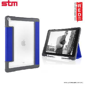Picture of STM Dux Plus Military Grade Drop Protection Flip Cover Case for Apple iPad Pro 9.7 - Blue Apple iPad Pro 9.7- Apple iPad Pro 9.7 Cases, Apple iPad Pro 9.7 Covers, iPad Cases and a wide selection of Apple iPad Pro 9.7 Accessories in Malaysia, Sabah, Sarawak and Singapore