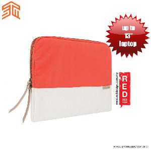 "Picture of STM Grace laptop Sleeve up to 13"" - Coral Dove Red Design- Red Design Cases, Red Design Covers, iPad Cases and a wide selection of Red Design Accessories in Malaysia, Sabah, Sarawak and Singapore"