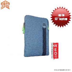 "Picture of STM Ridge laptop Sleeve up to 13"" - China Blue Red Design- Red Design Cases, Red Design Covers, iPad Cases and a wide selection of Red Design Accessories in Malaysia, Sabah, Sarawak and Singapore"