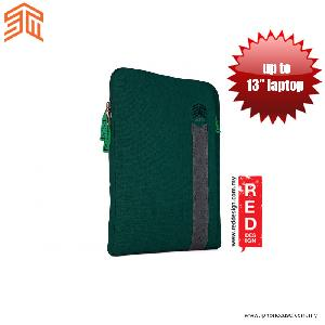 "Picture of STM Ridge laptop Sleeve up to 13"" - Botanical Green Red Design- Red Design Cases, Red Design Covers, iPad Cases and a wide selection of Red Design Accessories in Malaysia, Sabah, Sarawak and Singapore"