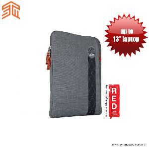 "Picture of STM Ridge laptop Sleeve up to 13"" - Tornado Grey Red Design- Red Design Cases, Red Design Covers, iPad Cases and a wide selection of Red Design Accessories in Malaysia, Sabah, Sarawak and Singapore"