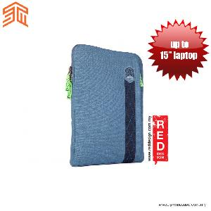 """Picture of STM Ridge laptop Sleeve up to 15"""" - China Blue Red Design- Red Design Cases, Red Design Covers, iPad Cases and a wide selection of Red Design Accessories in Malaysia, Sabah, Sarawak and Singapore"""