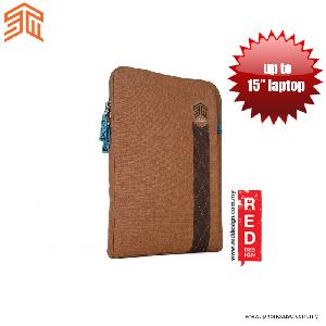 "Picture of STM Ridge laptop Sleeve up to 15"" - Desert Brown Red Design- Red Design Cases, Red Design Covers, iPad Cases and a wide selection of Red Design Accessories in Malaysia, Sabah, Sarawak and Singapore"