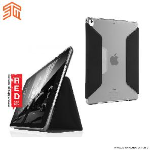 Picture of STM Studio Protection Stand Case for Apple iPad 9.7 2017 iPad Pro 9.7 2018 iPad Air iPad Air 2- Black Apple iPad Pro 9.7- Apple iPad Pro 9.7 Cases, Apple iPad Pro 9.7 Covers, iPad Cases and a wide selection of Apple iPad Pro 9.7 Accessories in Malaysia, Sabah, Sarawak and Singapore