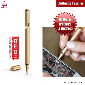 Picture of Adonit Jot Mini 3.0 Fine Point Stylus with Aluminium and Steel Body - Gold Apple iPad Pro 9.7- Apple iPad Pro 9.7 Cases, Apple iPad Pro 9.7 Covers, iPad Cases and a wide selection of Apple iPad Pro 9.7 Accessories in Malaysia, Sabah, Sarawak and Singapore