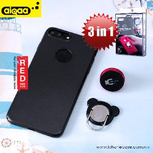 Picture of AIQAA 3 in 1 Magnet Bear Series for Apple iPhone 7 Plus iPhone 8 Plus 5.5 - Black Apple iPhone 8 Plus- Apple iPhone 8 Plus Cases, Apple iPhone 8 Plus Covers, iPad Cases and a wide selection of Apple iPhone 8 Plus Accessories in Malaysia, Sabah, Sarawak and Singapore