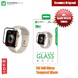 Picture of Apple Watch 40mm  | Amazingthing Full Screen Tempered Glass for Apple Watch 40mm (0.3mm Back )