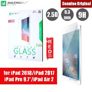 Picture of AMAZINGthing Premium SUPREMEGLASS Tempered Glass for Apple iPad 2 iPad Pro 9.7 iPad 9.7 2017 2018 0.33mm Apple iPad Pro 9.7- Apple iPad Pro 9.7 Cases, Apple iPad Pro 9.7 Covers, iPad Cases and a wide selection of Apple iPad Pro 9.7 Accessories in Malaysia, Sabah, Sarawak and Singapore