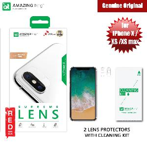 Picture of Amazingthing Screen Protector Camera Lens Glass Film for Apple iPhone XS iPhone X iPhone XS Max (0.15mm) Apple iPhone X- Apple iPhone X Cases, Apple iPhone X Covers, iPad Cases and a wide selection of Apple iPhone X Accessories in Malaysia, Sabah, Sarawak and Singapore