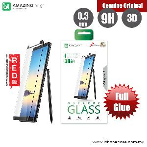 Picture of AMAZINGthing Supreme Glass 0.3mm Fully Covered Tempered Glass for Samsung Galaxy Note 8 (Full Glue Black) Samsung Galaxy Note 8- Samsung Galaxy Note 8 Cases, Samsung Galaxy Note 8 Covers, iPad Cases and a wide selection of Samsung Galaxy Note 8 Accessories in Malaysia, Sabah, Sarawak and Singapore
