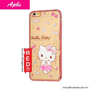 Picture of Apbs Soft TPU Electroplating Case with crystals for iPhone 6 Plus 5.5 iPhone 6S Plus 5.5 - Hello Kitty with Diamond Apple iPhone 6S Plus 5.5- Apple iPhone 6S Plus 5.5 Cases, Apple iPhone 6S Plus 5.5 Covers, iPad Cases and a wide selection of Apple iPhone 6S Plus 5.5 Accessories in Malaysia, Sabah, Sarawak and Singapore