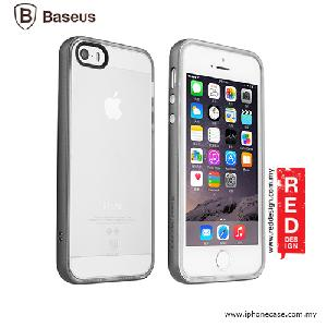 Picture of Baseus Feather Series Back Cover Case for iPhone SE iPhone 5 iPhone 5S - Grey Apple iPhone SE- Apple iPhone SE Cases, Apple iPhone SE Covers, iPad Cases and a wide selection of Apple iPhone SE Accessories in Malaysia, Sabah, Sarawak and Singapore