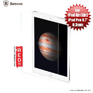 Picture of Baseus Tempered Glass for Apple iPad Air 2 iPad Pro 9.7 - 0.3mm 2.5D Curve Apple iPad Air- Apple iPad Air Cases, Apple iPad Air Covers, iPad Cases and a wide selection of Apple iPad Air Accessories in Malaysia, Sabah, Sarawak and Singapore