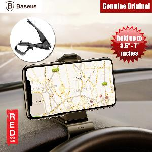 Picture of Baseus Mouth Car Mount (Black) Red Design- Red Design Cases, Red Design Covers, iPad Cases and a wide selection of Red Design Accessories in Malaysia, Sabah, Sarawak and Singapore